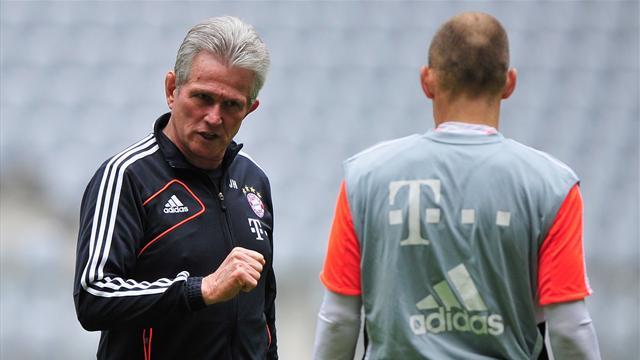 Heynckes revient encore au chevet du Bayern