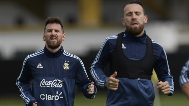 History weighing heavy on Argentina as possible World Cup heartache looms