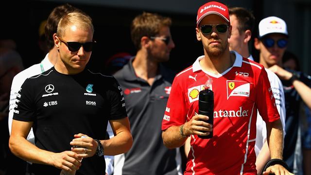 Vettel accuse Bottas de l'avoir bloqué à Sepang