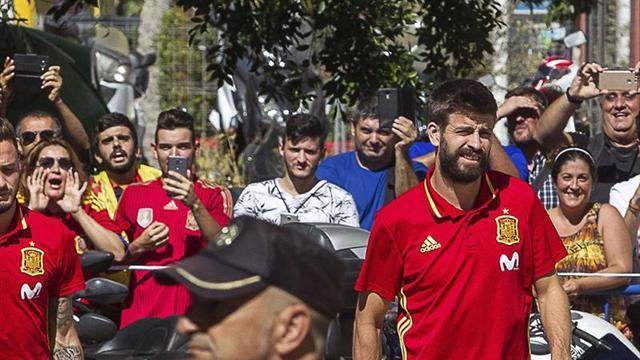 España consigue boleto para Rusia 2018