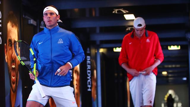 ATP Pekín, Nadal-Isner: Un mal recuerdo y seis buenos (08:30)