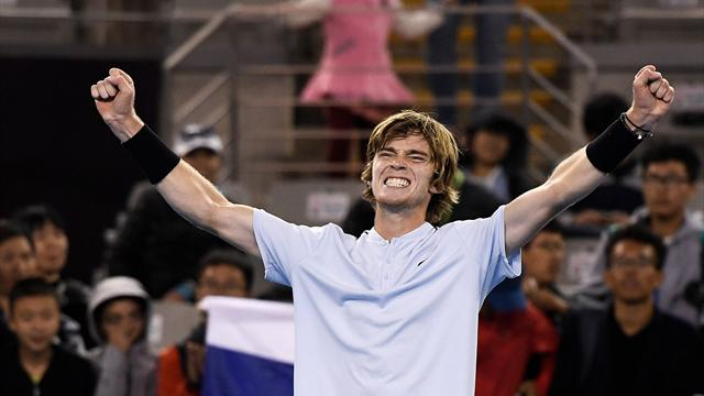 Chung Hyeon remporte le Next Gen à Milan — Tennis