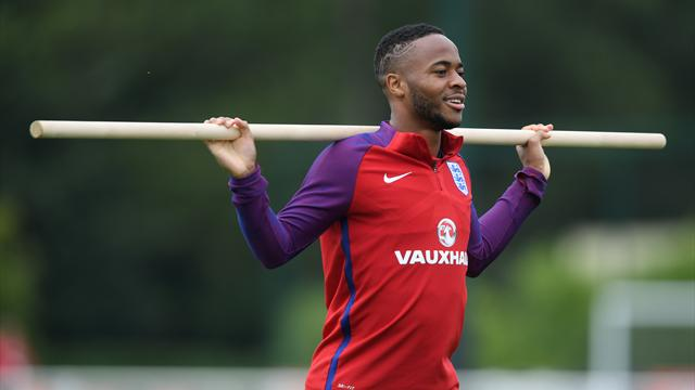 England team news: Sterling and Stones replace Alli and Jones