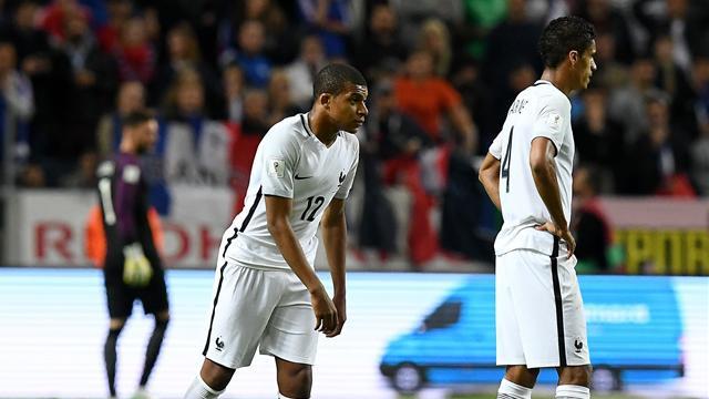 Varane : »S'il continue d'être aussi décontracté, Mbappé ira très loin»