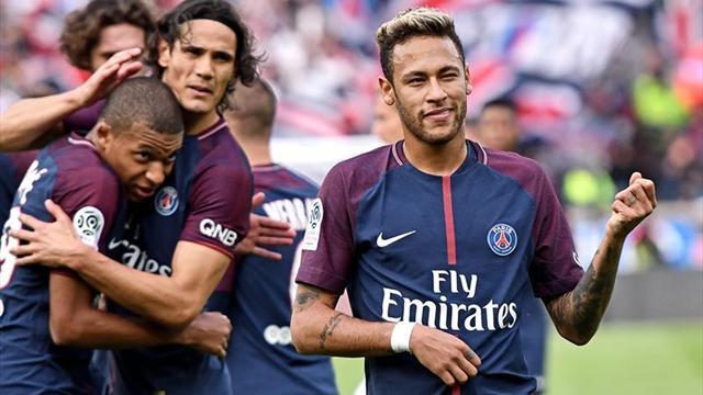 """Mbappé: """"Neymar es más creativo y Griezmann más matador"""""""