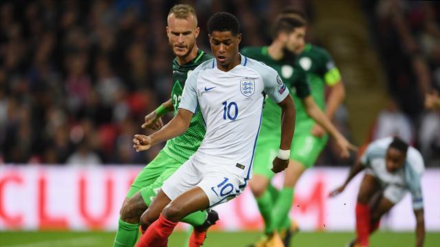 Англия вышла на чемпионат мира-2018