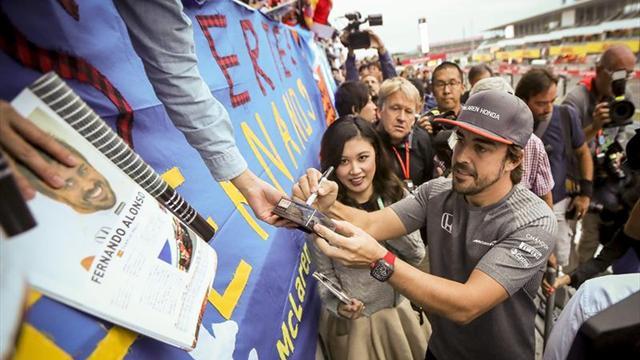 """Alonso: """"No alcanzamos las metas que todos esperaban"""""""