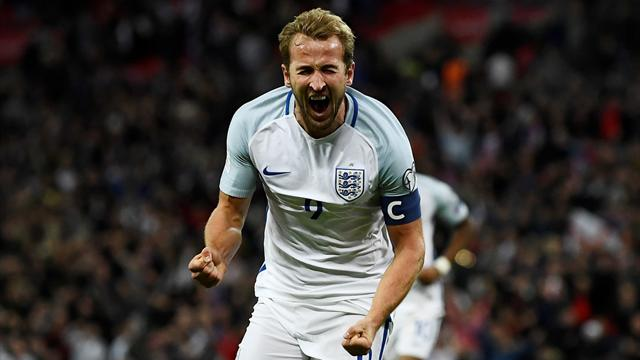 Kane sends England to World Cup with stoppage-time winner