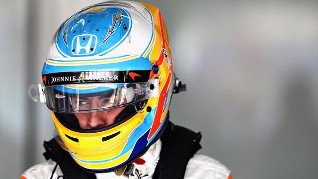 """Alonso: """"Vandoorne a simplement été meilleur que moi"""""""