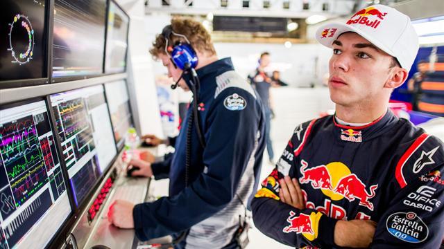 Gasly finalement absent à Austin, Hartley dans le baquet de la Toro Rosso