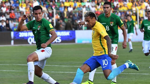 Double contact, petit pont et faute accordée : Neymar aime toujours autant les grigris