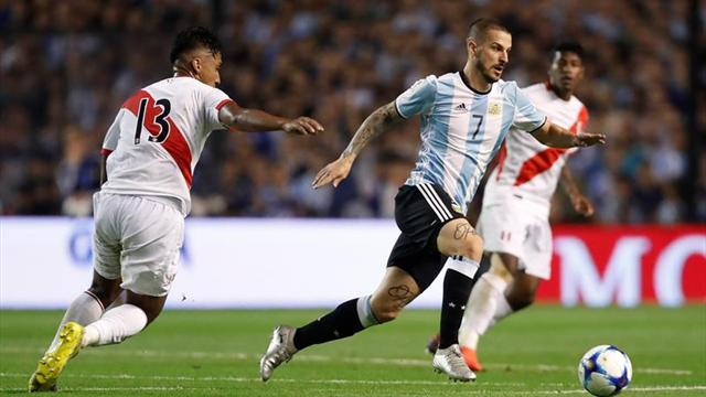 0-0. Argentina empata con Perú y llega a la última jornada fuera del Mundial