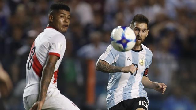 Clasificación Mundial 2018: Argentina-Perú: Ni Messi ni la Bombonera (0-0)