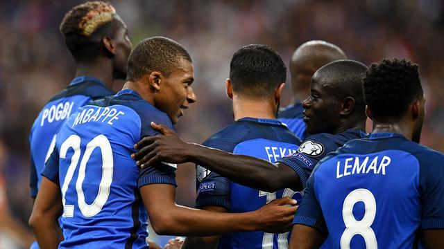 «Kanté c'est la revanche des hommes de l'ombre, Mbappé c'est logique»