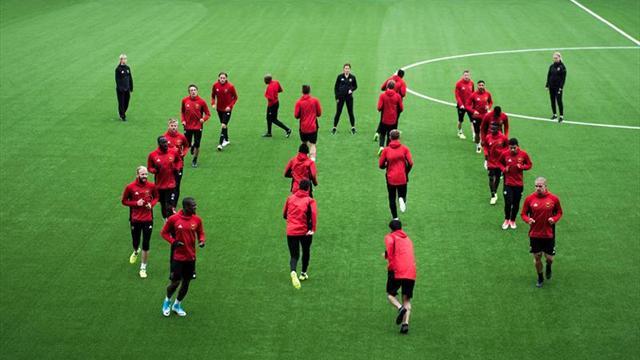 El Ostersunds reserva al Athletic 317 localidades para el partido de Suecia