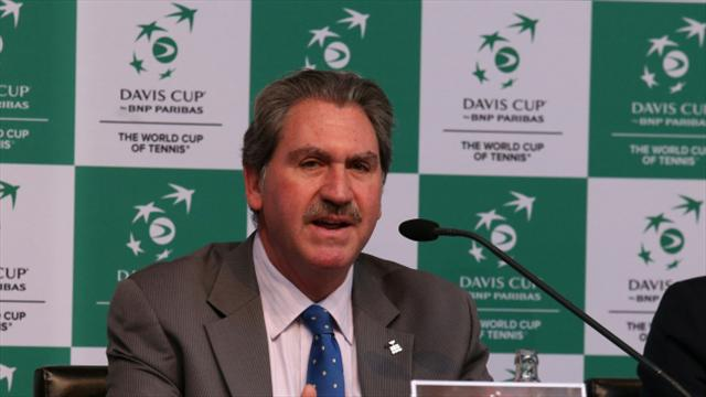 ITF to experiment with shortened Davis Cup format