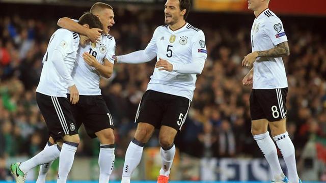 Alemania libera a Kroos del último partido de la eliminatoria