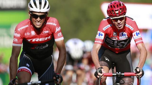 Froome y Contador coincidirán en el Criterium de Shangai