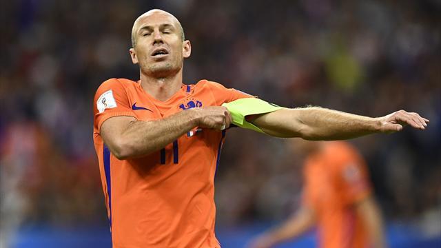 Clasificación Mundial 2018: La goleada de Suecia deja a Holanda a expensas de un milagro