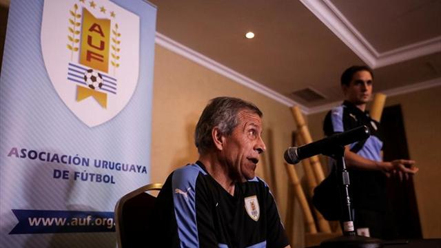 Uruguay vuelve a los entrenamientos pensando solo en sellar su clasificación