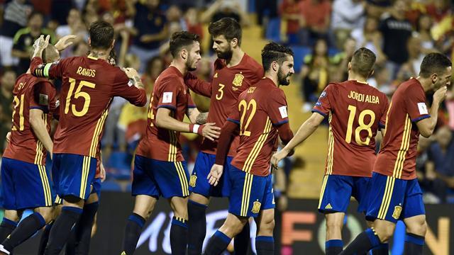 Pour l'Espagne, c'est dans la poche
