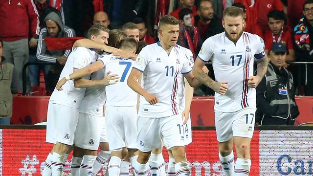 Clasificación Mundial 2018: Histórica Islandia, Serbia irá a Rusia y Croacia e Irlanda a la repesca