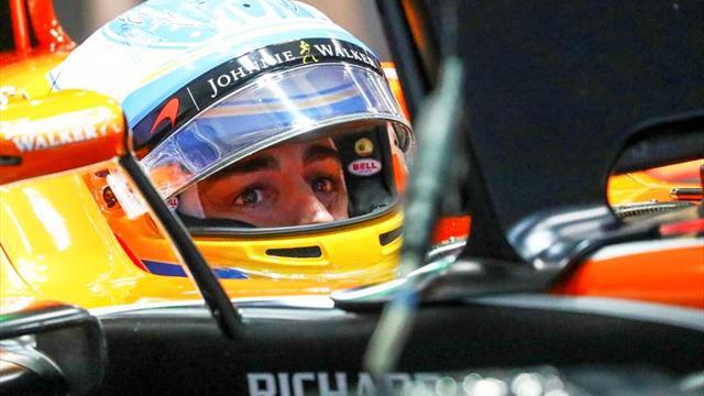 Alonso, penalizado con 35 puestos por un nuevo cambio de motor