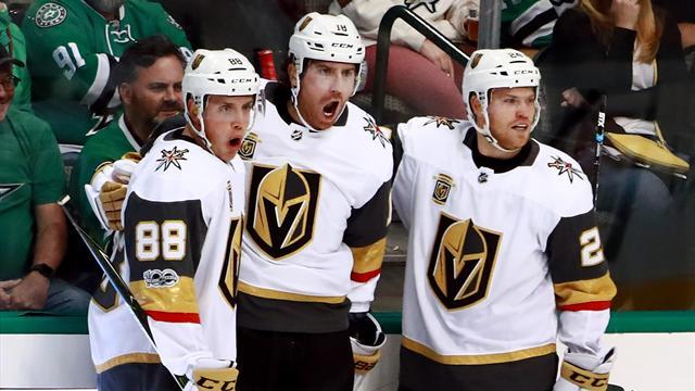 Первая в истории победа «Вегаса», 3 очка Панарина в игре с «Айлендерс» и другая крутота ночи НХЛ