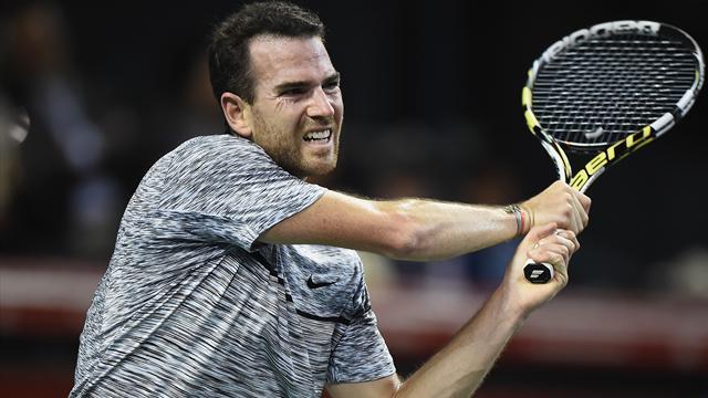 ATP Tokio (semis): Mannarino da la campanada ante Cilic y jugará la final con Goffin