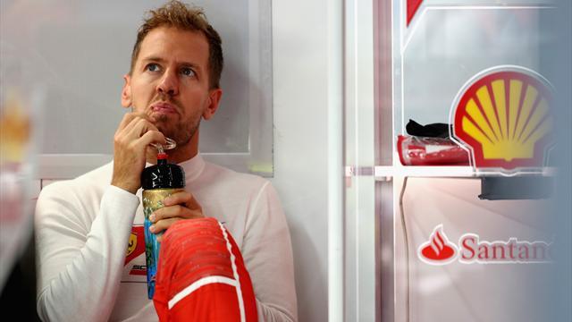 Vettel took extra risk because of Bottas drop
