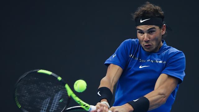 Nadal a sorti le grand jeu pour se débarrasser de Dimitrov