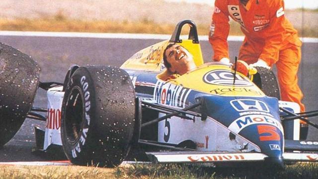Lauda naufragé, Prost - Senna, Irvine boxé, Mansell blessé : Les incroyables du GP du Japon