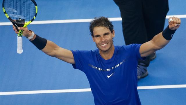 Nadal y Kyrgios definirán el título en Beijing