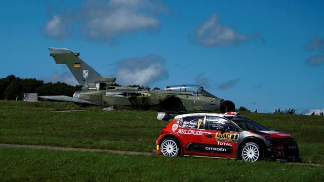 El irlandés Meeke (Citroën) toma el mando tras los nueve primeros tramos