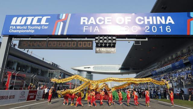 WTCC Race of China – Les éléments clés