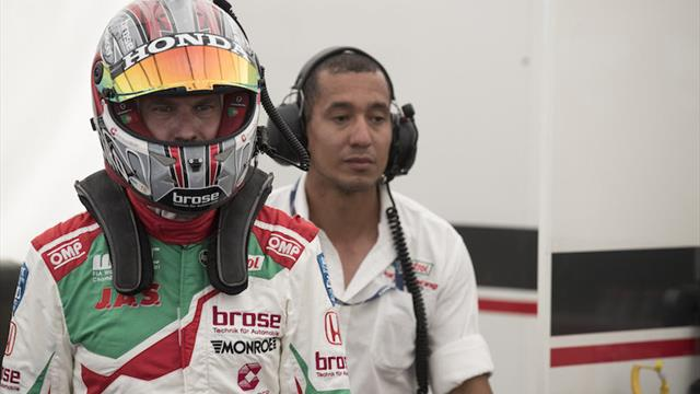 Monteiro reveals tough recovery ahead of WTCC return