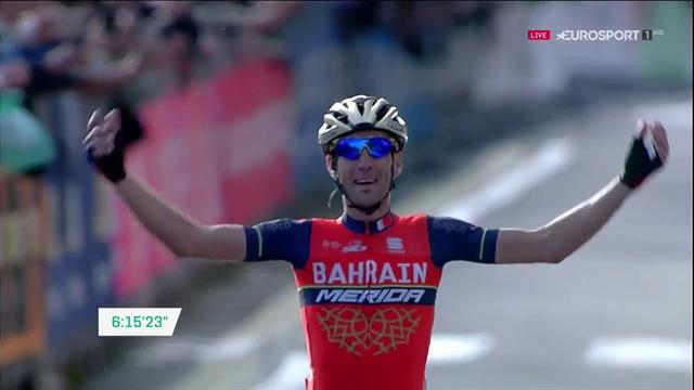 Giro de Lombardía: Vincenzo Nibali conquista el último monumento con una exhibición
