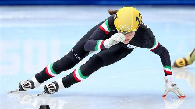 Short track, Italia perfetta nella prima giornata degli Europei