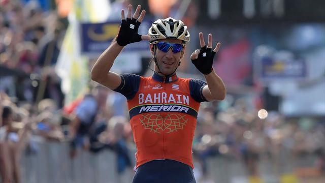 Vincenzo Nibali: nell'anno più lungo, un finale da campione