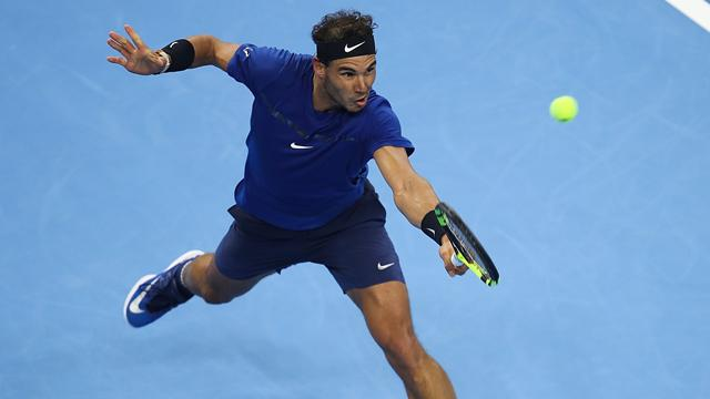 Nadal makes China Open final, Halep clinchs world No.1