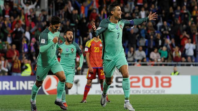 Pour faire trembler la Suisse, Ronaldo a trouvé un partenaire de choix devant