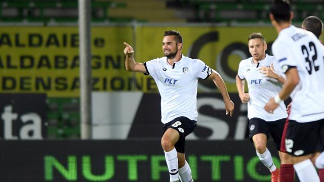 Castori torna e il Cesena ricomincia a vincere: Gilardino, esordio triste con lo Spezia