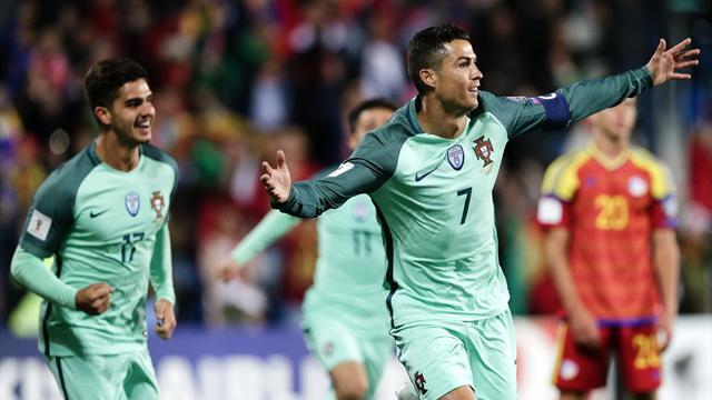 Resultado de imagen para portugal vs suiza rusia 2018