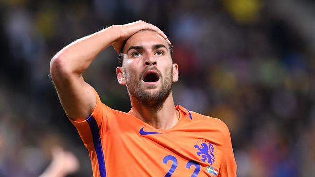 Officiel - Bas Dost prend sa retraite avec les Pays-Bas