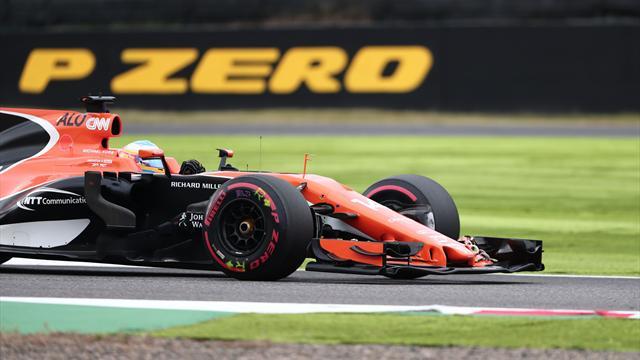 McLaren продлил контракт с Алонсо на сезон-2018