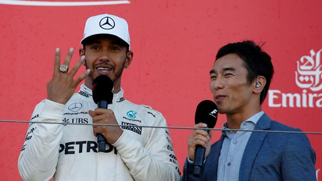 How Hamilton can win fourth F1 title with three races spare