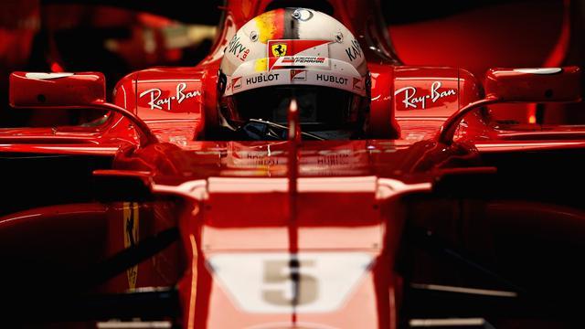 Hymne geschwänzt: Vettel eine Verwarnung von Strafe entfernt