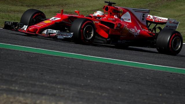"""Vettel: """"No hay que ser un genio para ver que se me escapa el Mundial"""""""