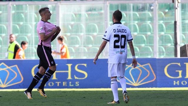 Empoli e Palermo agganciano il Frosinone, il Perugia cade ancora: Bari in rimonta