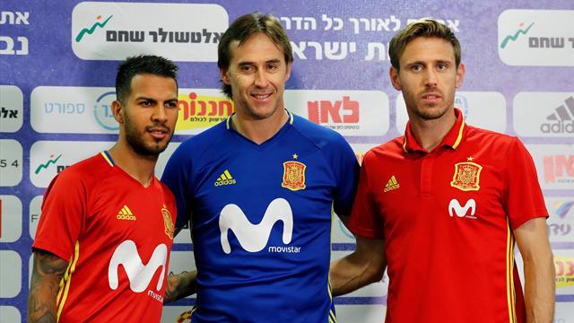 """Lopetegui anuncia cambios ante Israel: """"Los jugadores que están aquí tienen la máxima capacidad"""""""